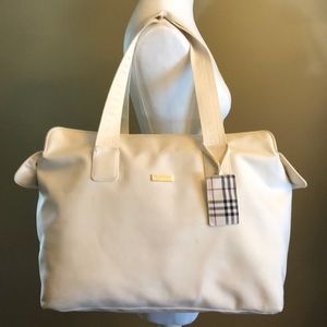 Burberry Fragrance tote